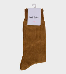 Paul Smith - Men Sock Rib Merc Brown