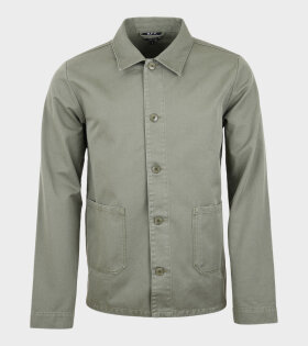Kerlouan Jacket Olive Green