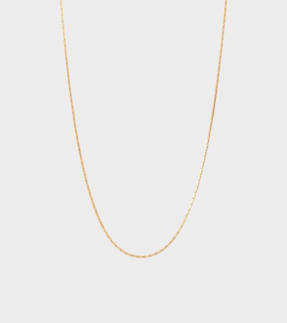 Maria Black - Liz Necklace Gold