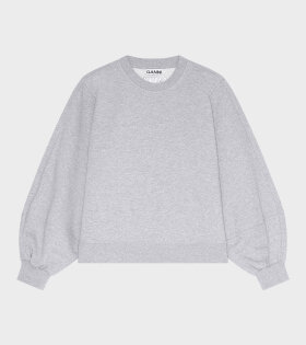 Ganni - Software Sweatshirt Paloma Melange