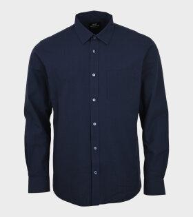 Spring Seer Sono Shirt Navy