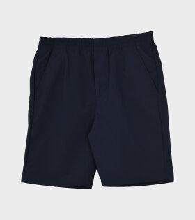 Aaren Travel Shorts Navy