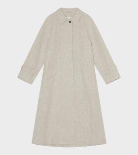 Lauren Coat Grey