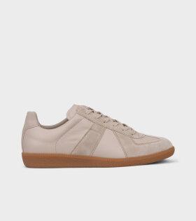 Replica Sneakers Light Brown/Beige