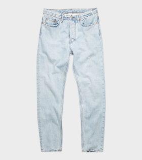 Acne Studios - Slim Tapered Jeans Light Blue