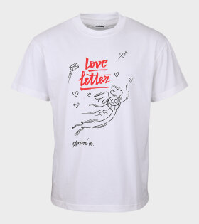 Colin T-shirt White