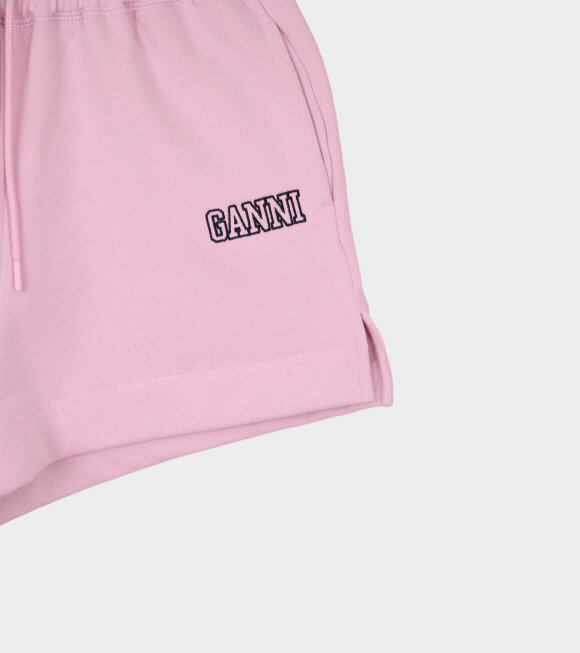 Ganni - Software Shorts Sweet Lilac