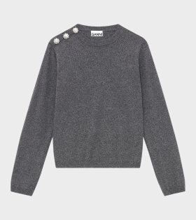 Cashmere Pullover Grey