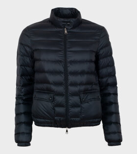 Lans Giubbotto Jacket Black
