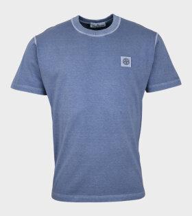 Stone Island - S/S T-shirt Blue