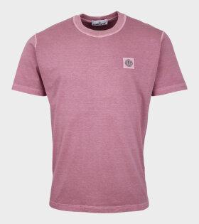 Stone Island - S/S T-shirt Pink