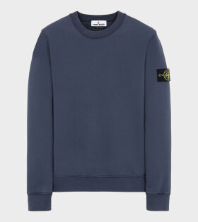 Stone Island - Patch Sweatshirt Navy