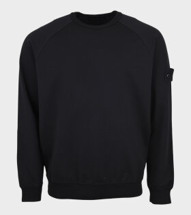 Ghost Crewneck Black