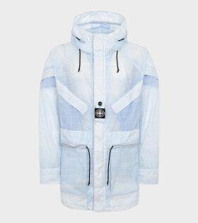 Stone Island - Reflective Jacket Blue