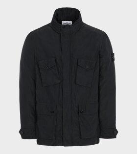 Micro Reps Jacket Black