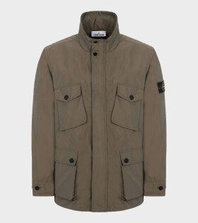 Micro Reps Jacket Green