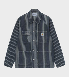 Trade Michigan Coat Navy/Wax