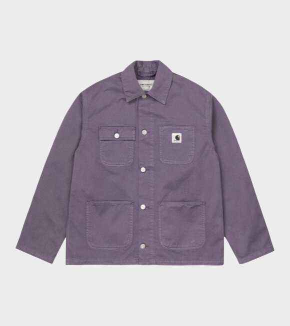 Carhartt WIP - W Michigan Coat Purple