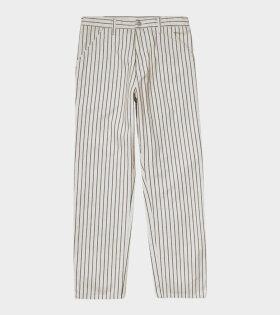 M Trade Pants Hickory Stripe Wax/Black
