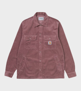 Carhartt WIP - Dixon Shirt Rosa