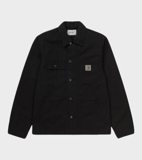 Michigan Coat Black