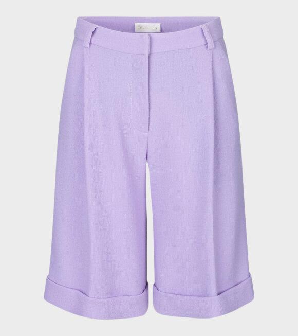 Stine Goya - Estella Shorts Lilac