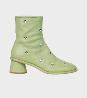 Stine Goya - Allison Boots Green