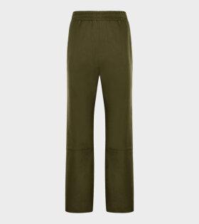 Pantalone Sportivo Pants Olive Green