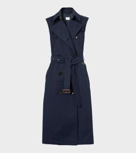 Burberry - Hornsea Rainwear Vest Midnight Blue