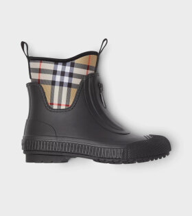 Burberry - Flinton Rainboot Black