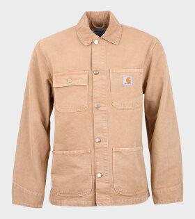 Carhartt WIP - Michigan Coat Brown