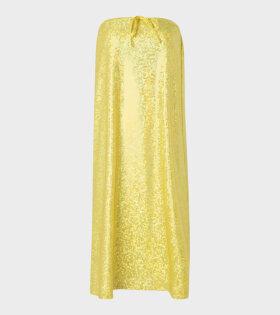 Saks Potts - Fnuld Dress Citrus Shimmer