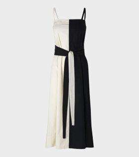 Saks Potts - Caroline Dress Black/White