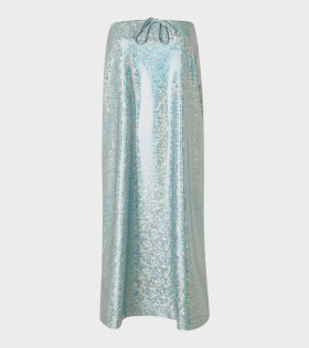 Saks Potts - Fnuld Dress Baby Blue Shimmer