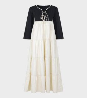 Saks Potts - Besette Dress Black/White