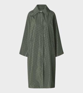 Saks Potts - Milan Coat Anthracite SP