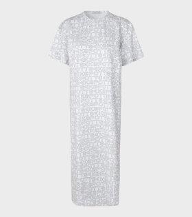 Saks Potts - Arthur Dress Techno Grey