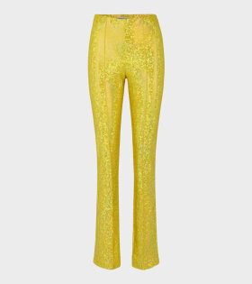 Lissi Pants Citrus Shimmer