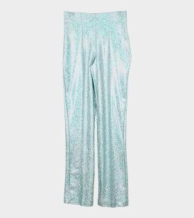 Saks Potts - Lissi Pants Baby Blue Shimmer
