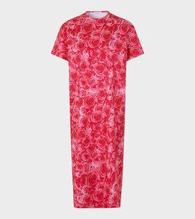 Saks Potts - Arthur Dress Sexy Rose Print