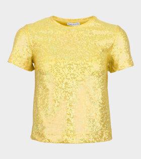 Saks Potts - Sai T-shirt Citrus Shimmer