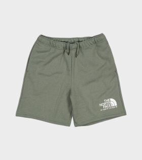 M Coordinates Shorts Green