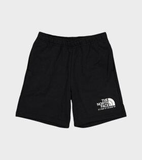 M Coordinates Shorts Black