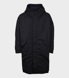 Moncler - Coffre Giubbott Reversible Black/Navy
