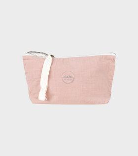 Aiayu - Pouch Mini Cotton Slub Rosewater