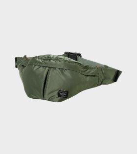 Tanker Waist Bag Green