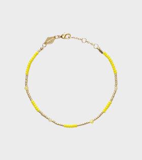 Anni Lu - Clemence Bracelet Lemon