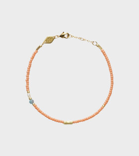 Anni Lu - Wave Chaser Bracelet Peaches n'Cream