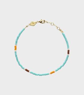 Anni Lu - San Clemente Bracelet Aqua Splash