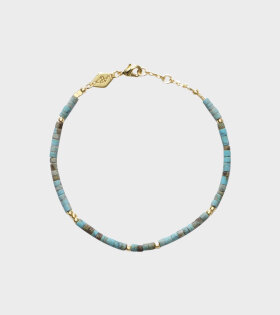 Anni Lu - Sun Stalker Bracelet Aqua